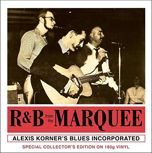 R&B From The Marquee (180g Collector's Edition Vinyl) [VINYL] from NOT NOW