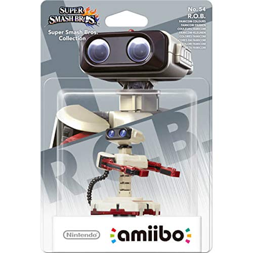 R.O.B. Famicom Colors No.54 amiibo (Nintendo Wii U/3DS) from Nintendo