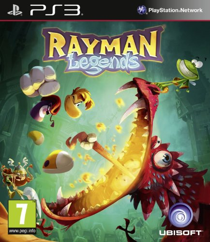 Rayman Legends Essentials (PS3) from Ubisoft