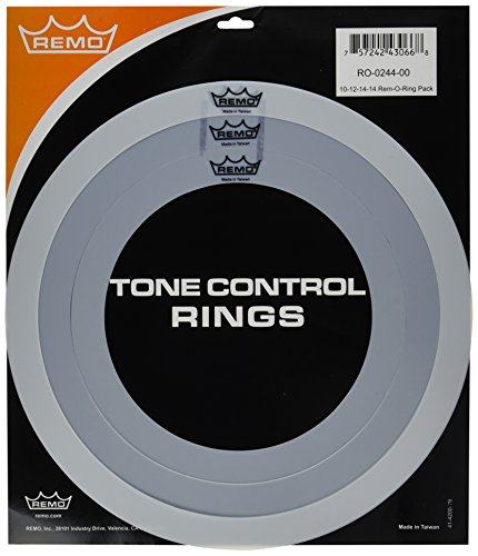 "Remo RemOs Ring Packs 10""12""14""14"" from REMO"