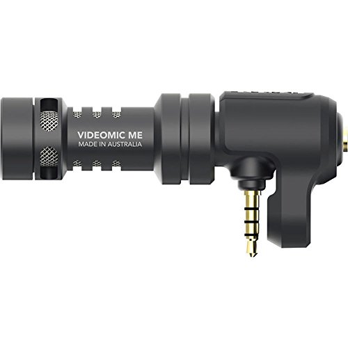 RØDE Microphones VideoMic Me Directional Microphone for Smart Phones from RØDE Microphones