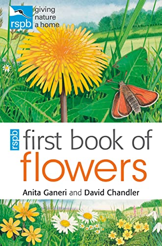 RSPB First Book of Flowers from Bloomsbury Publishing PLC