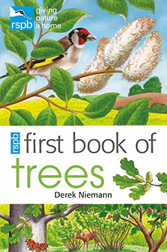 RSPB First Book of Trees from Bloomsbury Publishing PLC