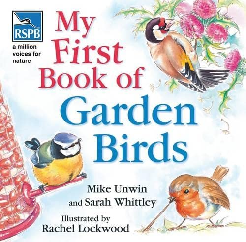 RSPB My First Book of Garden Birds from Bloomsbury Publishing PLC