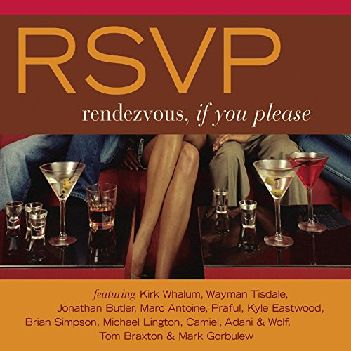 RSVP Rendezvous from CD