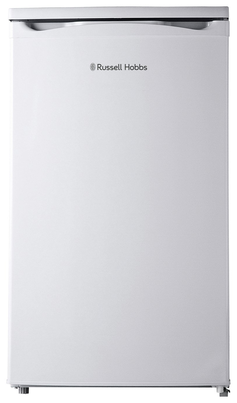 Russell Hobbs - Under Counter Lardfridge - 50cm Wide - White from Russell hobbs