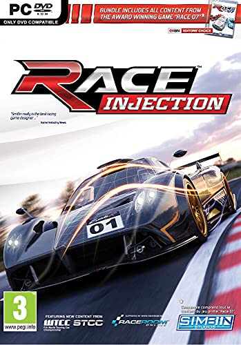 Race Injection (PC DVD) from Namco Bandai