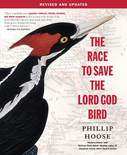 Race To Save The Lord God Bird from Square Fish