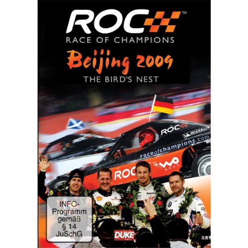 Race of Champions 2009 DVD from Duke Video