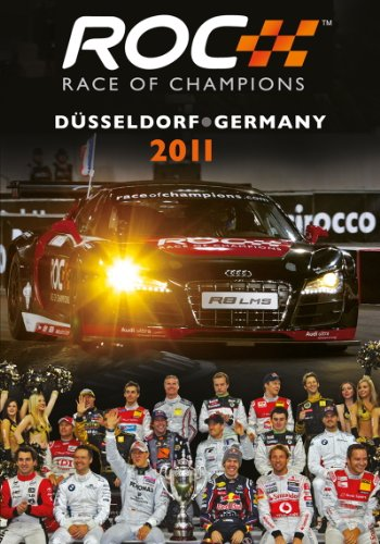 Race of Champions 2011 DVD from Duke Video
