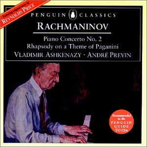 Rachmaninov - Piano Concerto No 2; Paganini Rhapsody from Decca