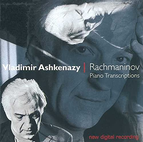 Rachmaninov: Transcriptions from DECCA