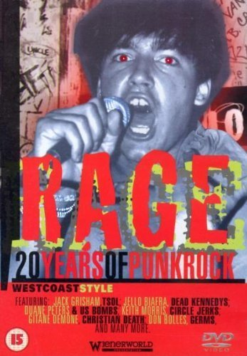 Rage - 20 Years Of Punk [DVD] from Wienerworld