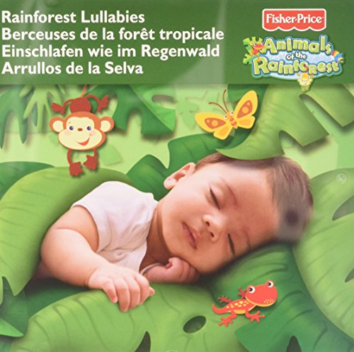 Rainforest Lullabies from Fisher-Price/Allegro