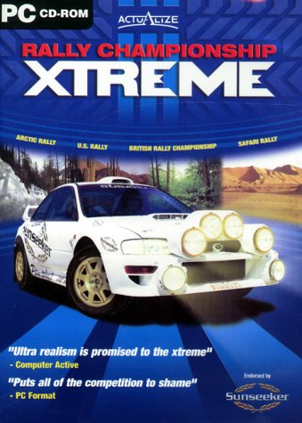 Rally Championship Xtreme from Electronic Arts