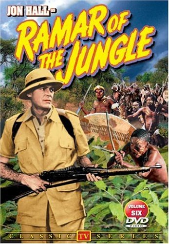 Ramar of The Jungle - Volume 6 (DVD) (1953) (All Regions) (NTSC) (US Import) [2004] from Alpha Video