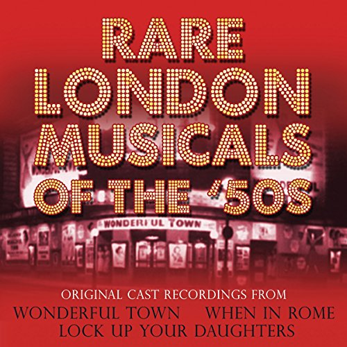Rare London Musicals of the 50s from Acrobat