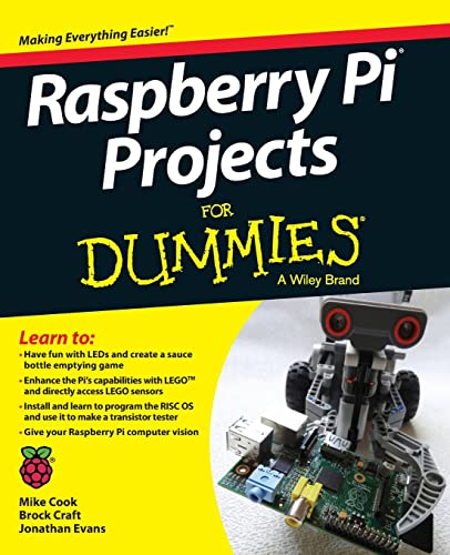 Raspberry Pi Projects For Dummies from For Dummies