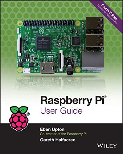 Raspberry Pi User Guide from John Wiley & Sons