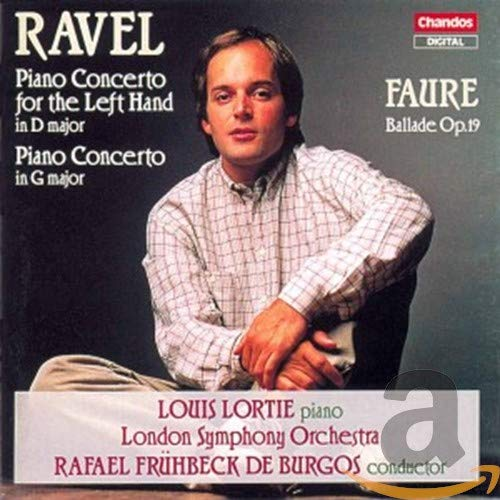 Ravel/Fauré: Works for Piano and Orchestra from CHANDOS GROUP
