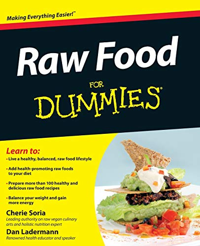 Raw Food For Dummies from For Dummies