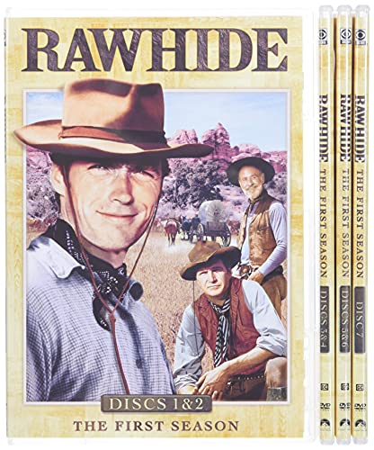 Rawhide: Complete First Season [DVD] [1959] [Region 1] [US Import] [NTSC] from Paramount Home Video