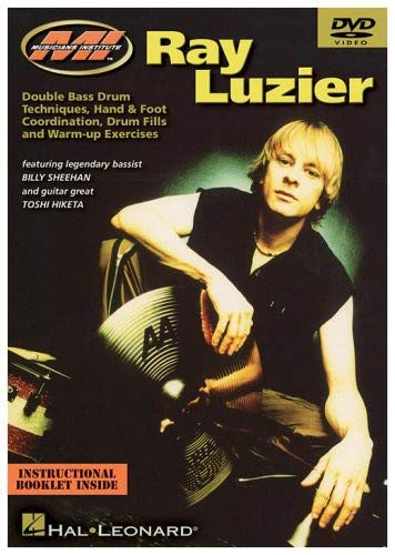 Ray Luzier - Double Bass Drum Techniques [2005] [DVD] [NTSC] from Musicians Institute