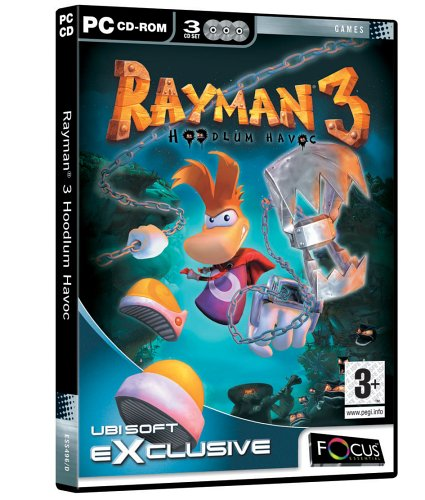Rayman 3: Hoodlum Havoc (PC) from FOCUS MULTIMEDIA