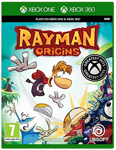 Rayman Origins Classics (Xbox 360) from UBI Soft