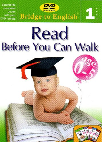 Read Before You Can Walk Vol.1 [DVD] from Quantum Leap