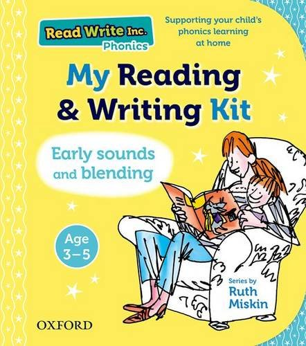 Read Write Inc.: My Reading and Writing Kit: Early sounds and blending from OUP Oxford