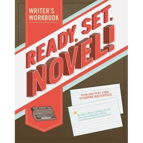 Ready, Set, Novel! A Noveling Jounal from Chronicle Books