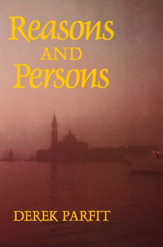 Reasons and Persons (Oxford Paperbacks) from Oxford University Press