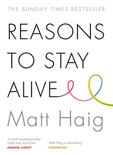 Reasons to Stay Alive from Canongate Books Ltd