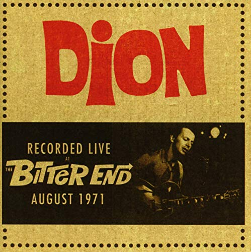 Recorded Live At The Bitter End August 1971 from ACE