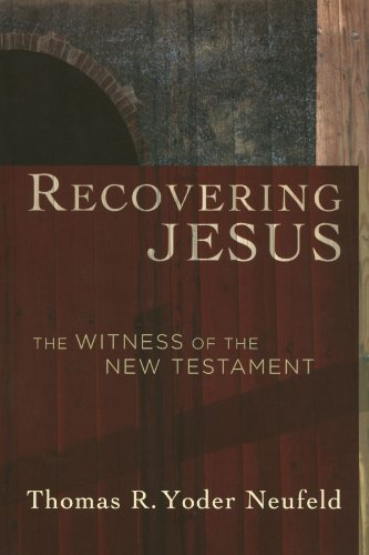 Recovering Jesus - The Witness of the New Testament from Spck Publishing