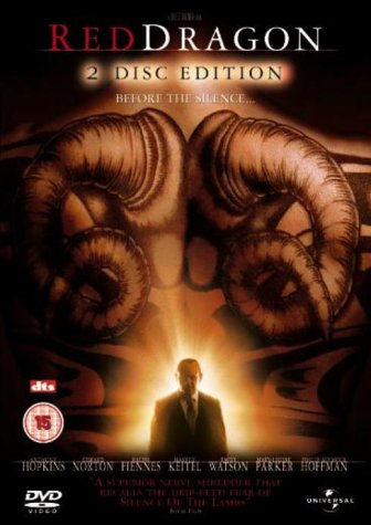 Red Dragon - 2 disc edition [2002] [DVD] from SH123