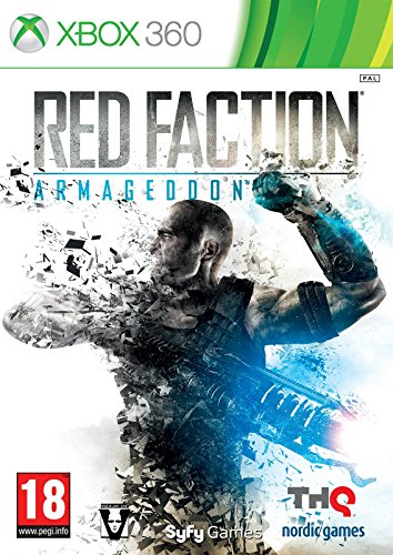 Red Faction: Armageddon (Xbox 360) from Nordic Games