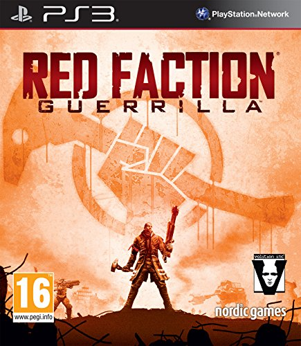 Red Faction: Guerilla (PS3) from Nordic Games