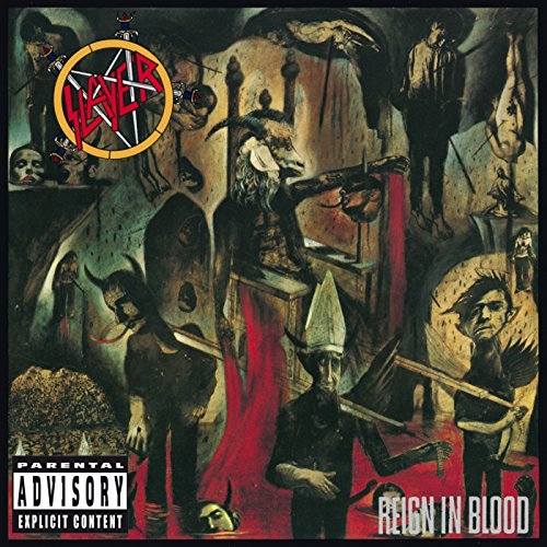 Reign In Blood from IMS-UNIVERSAL INT. M