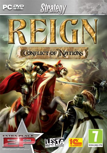 Reign: Conflict of Nations (PC DVD) from Excalibur Games