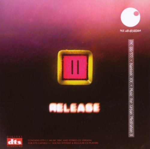 Release - Music for Urban Meditation II (2CD)
