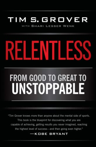 Relentless: From Good to Great to Unstoppable from Simon & Schuster