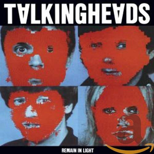 Remain in Light [CD + DVDA] from RHINO RECORDS