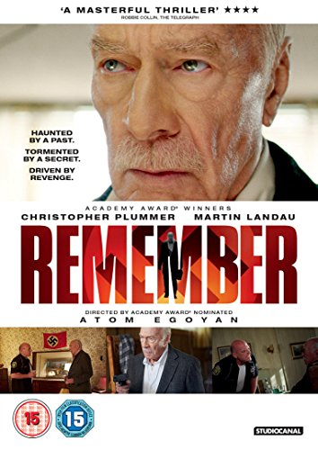 Remember [DVD] from Studiocanal