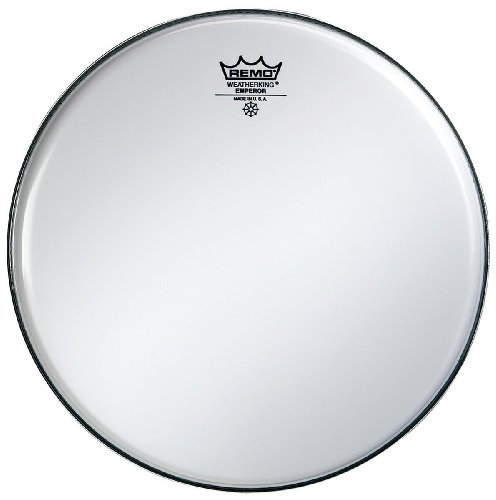 Remo Emperor Smooth White BE-0212-00 · Tom Head from REMO