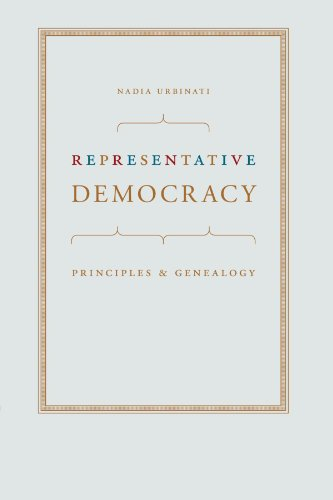 Representative Democracy: Principles and Genealogy from University of Chicago Press