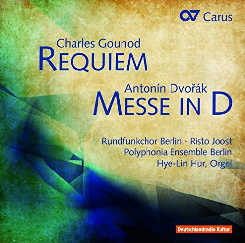 Gounod: Requiem - Dvorak: Mass in D from Carus