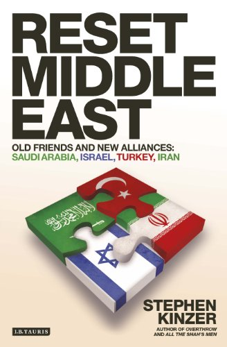 Reset Middle East: Old Friends and New Alliances: Saudi Arabia, Israel, Turkey, Iran from I. B. Tauris & Company