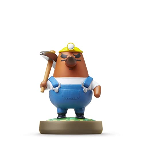 Resetti amiibo - Animal Crossing Collection (Nintendo Wii U/3DS) from Nintendo